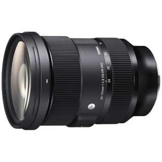 カメラレンズ 24-70mm F2.8 DG DN Art【ソニーEマウント】 [ソニーE /ズームレンズ]