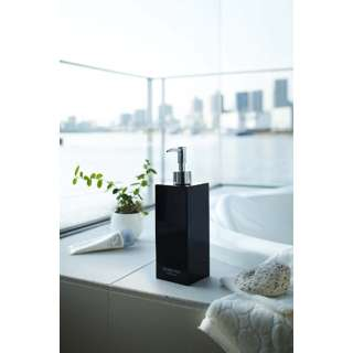 ミスト 2WAYディスペンサースクエアシャンプー(ブラック)(2 Way Dispenser Mist Square Shampoo BK) 07891 ブラック