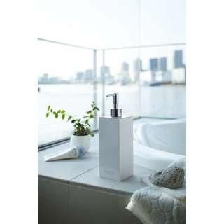 ミスト 2WAYディスペンサースクエアボディソープ(ホワイト)(2 Way Dispenser Mist Square Body Soap WH) 07896 ホワイト