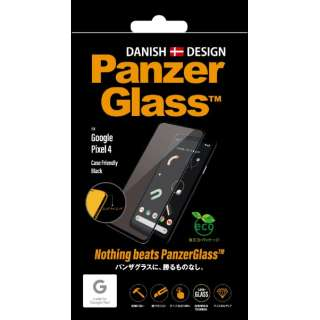 PanzerGlass(パンザグラス) Google Pixel 4 衝撃吸収 エッジトゥエッジ 4761JPN