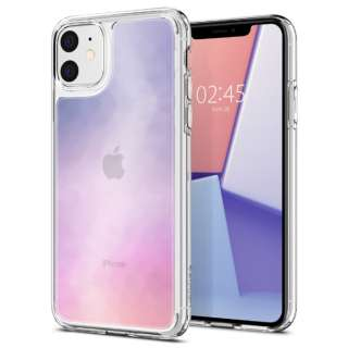 iPhone 11 Crystal Hybrid Quartz Gradation