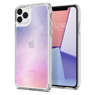 iPhone 11 Pro Crystal Hybrid Quartz Gradation