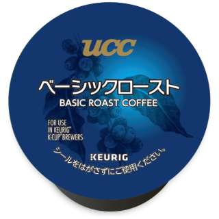 UCCベーシックロースト(Kカップ)N8g×12 SC1881N