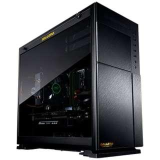 GX50R6S ゲーミングデスクトップパソコン GAMEMASTER [モニター無し /HDD:1TB /SSD:512GB /メモリ:16GB /2019年11月モデル]