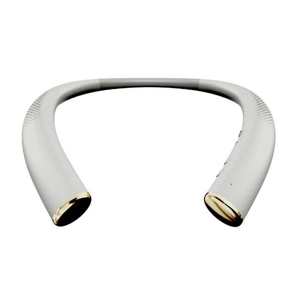 ネックスピーカー ホワイト SE-C9NSW [Bluetooth対応 /防滴]