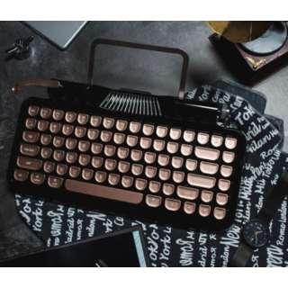 キーボード Rymek クラッシーブラック RYMEK-2B [Bluetooth・USB /有線・ワイヤレス]