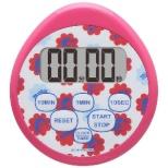 Milkey 時計付き防水タイマー T565PKFA
