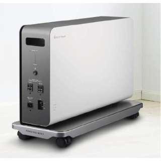 可移动式蓄电系统POWER YIILE HEYA S(pawaire·头发·S)