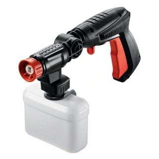 高圧洗浄機用360度ショートガン(専用フォームボトル付) F016800536 F016800536