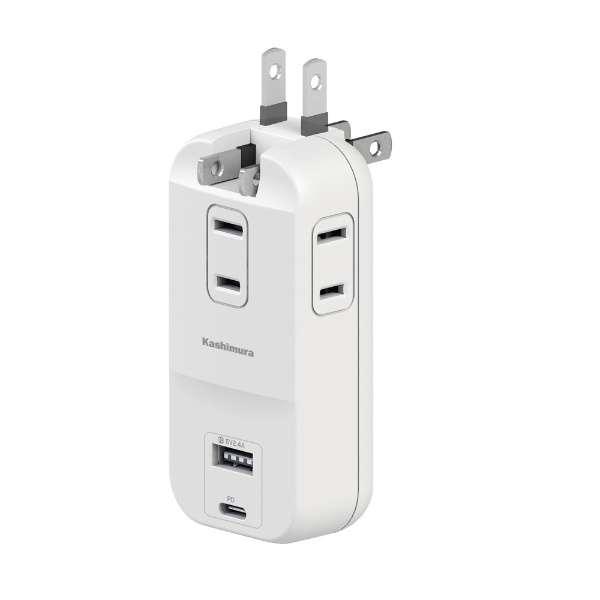 3AC-USB-TypeC-PD18W WH
