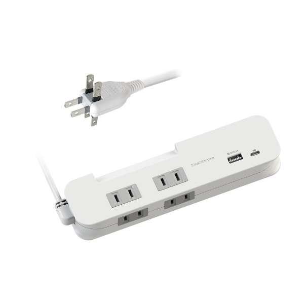 4AC-USB-TypeC-PD30W 1m WH
