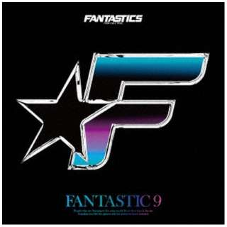 FANTASTICS from EXILE TRIBE/ FANTASTIC 9 【CD】