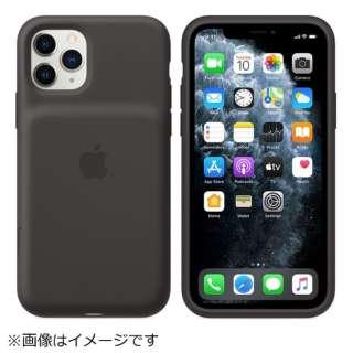 【純正】 iPhone 11 Pro Smart Battery Case with Wireless Charging - ブラック