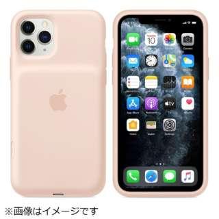 【純正】 iPhone 11 Pro Smart Battery Case with Wireless Charging - ピンクサンド