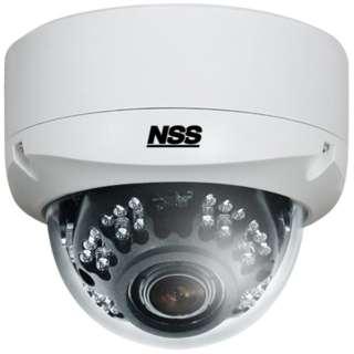 4メガピクセル AHD防水暗視電動バリフォーカルドーム型カメラ NSC-AHD933M-4M