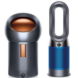 電気ファンヒーター Dyson Pure Hot + Cool 空気清浄ファンヒーター + リビング扇風機 Dyson Pure Cool Me 空気清浄パーソナルファン