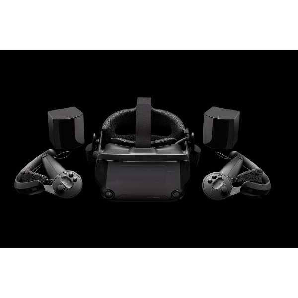 [VRヘッドセット] VALVE INDEX VRキット V003683-10