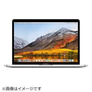 MacBookPro 13インチ Touch Bar搭載 USキーボード カスタマイズモデル[2018年/SSD 512GB/メモリ 8GB/2.3GHzクアッドコア Core i5]シルバー MR9V2JA/A