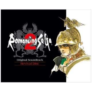 Romancing SaGa 2 Original Soundtrack Revival Disc(映像付サントラ/Blu-ray Disc Music) 【ブルーレイ】