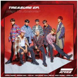 ATEEZ/ TREASURE EP. Map To Answer Type-Z 【CD】