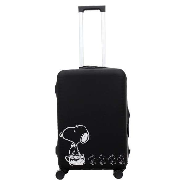 スーツケースカバーL HAP7037-L-PN53 おでかけブラック
