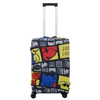 スーツケースカバーL HAP7037-L-PN54 シネマジョークール