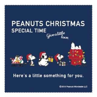 スヌーピー メガネ拭き クリスマスシリーズ(プレゼント)SPZ-1371