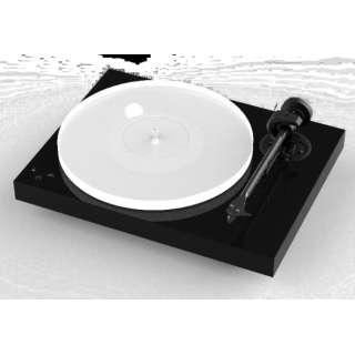X1/BK レコードプレーヤー ブラック