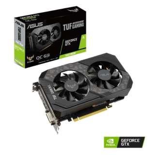 グラフィックボード Nvidia GTX1660S搭載 ASUS TUFシリーズ TUF-GTX1660S-O6G-GAMING [6GB /GeForce GTXシリーズ]