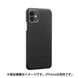 MonCarbon HOVERKOAT iPhone11 フルカーボンケース HKXI02ST ステルスブラック