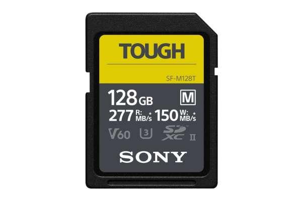 ソニー(SONY)「TOUGH」SF-M128T(128GB/Class10)