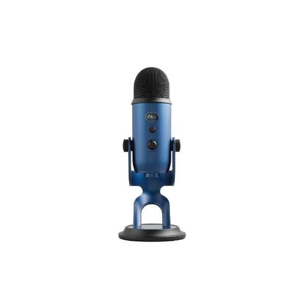 BM400MB PCマイク Yeti ミッドナイトブルー [USB]