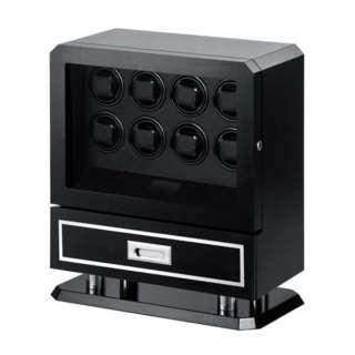 ローテンシュラガー LUHW MDF8連ワインディングマシーン LU71008CB  【正規品】 LU71008CB カーボン調(ブラック)
