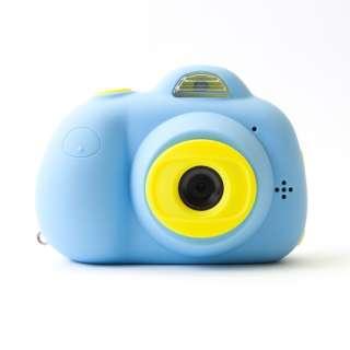 キッズカメラ PRO 子供用デジタルカメラ MA-KCA-PRO-BL ブルー