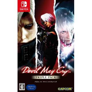 Devil May Cry Triple Pack 【Switch】