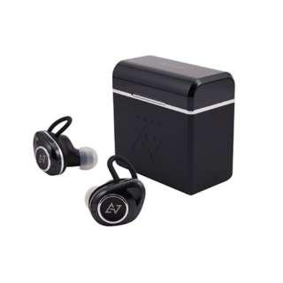 フルワイヤレスイヤホン ブラック TE-D01d mk2BK [リモコン・マイク対応 /ワイヤレス(左右分離) /Bluetooth]