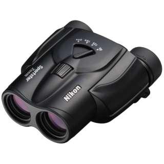 8~24倍双眼鏡「Sportstar Zoom」8-24×25 ブラック [8~24倍]
