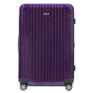 スーツケース 65L SALSA AIR(サルサエア) ウルトラヴァイオレット 820.63.22.4 [TSAロック搭載]