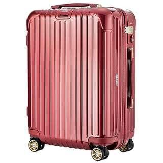 スーツケース 37L SALSA DELUXE(サルサデラックス) オリエントレッド 831.53.53.4 [TSAロック搭載]