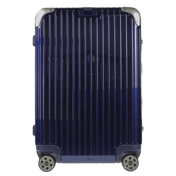 スーツケース 60L LIMBO(リンボ) ナイトブルー 882.63.21.5 [TSAロック搭載]