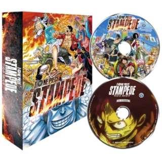 劇場版 『ONE PIECE STAMPEDE』 スペシャル・デラックス・エディション <初回生産限定> 【DVD】