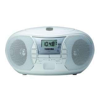 CDラジオ TY-C11(W) [ワイドFM対応]