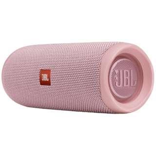 ブルートゥース スピーカー JBLFLIP5PINK ピンク [Bluetooth対応 /防水]