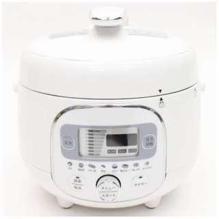 HR-P07W 電気圧力調理鍋 ホワイト