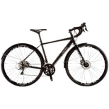 700x35C型 ロードバイク MULTIWAY700(LG MATTE GRAPHITE/フレームサイズ530/外装9段変速) 【組立商品につき返品不可】
