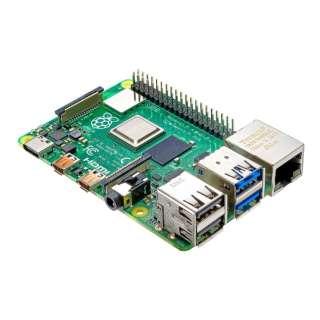 Raspberry Pi 4メインボード (メモリ4GBモデル) UD-RP4B4