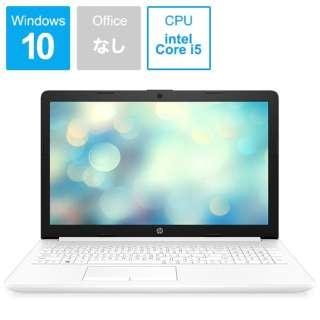 9AU46PA-AAAA ノートパソコン 15-da2023TU ピュアホワイト [15.6型 /intel Core i5 /HDD:1TB /Optane:16GB /メモリ:8GB /2019年12月モデル]