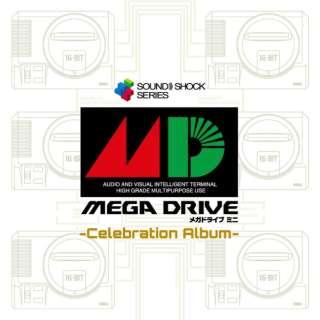 ゲームミュージック:Mega Drive Mini -Celebration Album- 【CD】