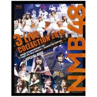 NMB48/ NMB48 3 LIVE COLLECTION 2019 【ブルーレイ】