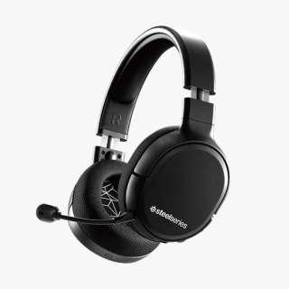 61512 ゲーミングヘッドセット Arctis 1 Wireless STEELSERIES [ワイヤレス(USB)+有線 /両耳 /ヘッドバンドタイプ]
